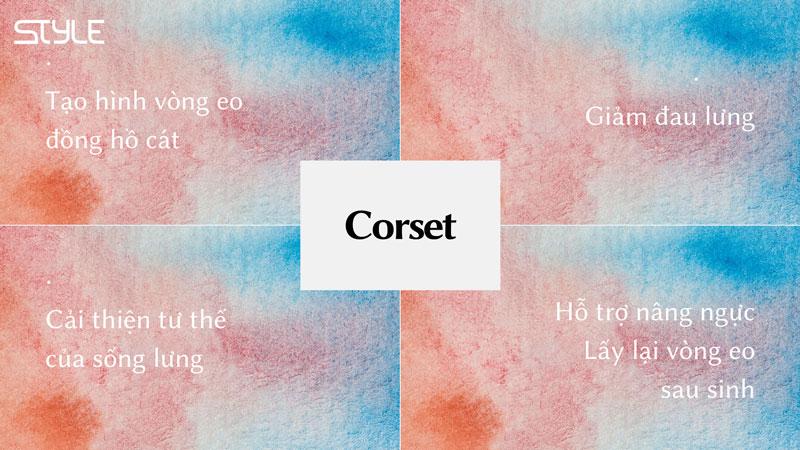 Corset có thật sự hại sức khỏe?